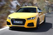 Rendering: Audi TT RS 2016