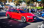 FC Barcelona spelers zijn verwend met de Audi van de zaak