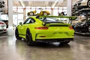 Porsche Exclusive maakt een ontzettend groene one-off GT3 RS