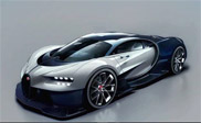 These are the specifications of the Bugatti Chiron