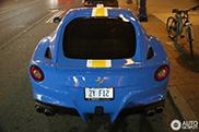 Spotted: Ferrari F12berlinetta