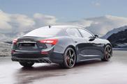 Mansory verrast ons positief met de Maserati Ghibli