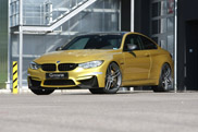 G-Power gives the BMW M3/M4 over 500 hp