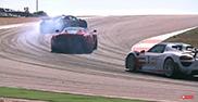 Chris Harris gibt Vollgas im LaFerrari, 918 Spyder und McLaren