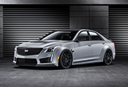 Cadillac CTS-V produces 1.000 hp thanks to Hennessey Performance