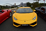 Op met Italiaanse exoten in Sydney