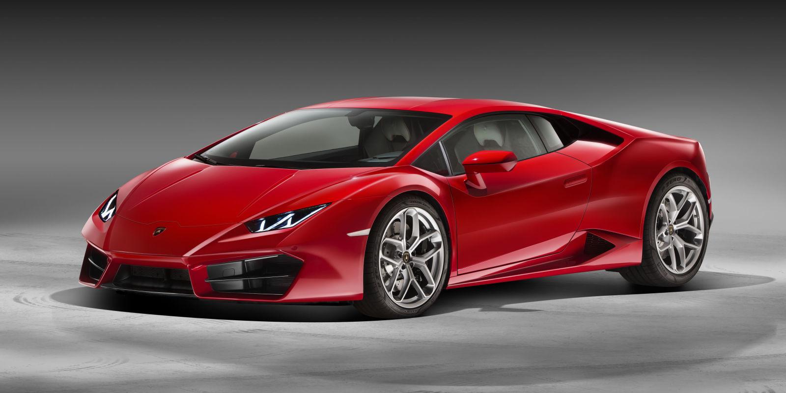Neuer Lamborghini Huracan LP 580-2