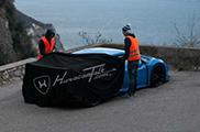 Welke Lamborghini Huracán schuilt onder het doek?