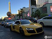 Scoop: Audi R8 V10 Liberty Walk