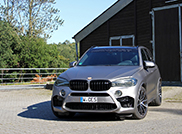 Manhart Performance beaves up BMW X5 M