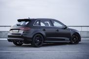 Goedkoop over de 300 km/u rijden kan met deze Audi RS3