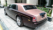 Spotted: Rolls-Royce Phantom EWB Dong Son Collection