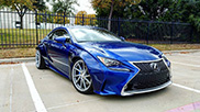 Lexus RC is heet met Liberty Walk bodykit