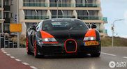 Spot van de dag: Bugatti Veyron 16.4 Grand Sport Vitesse WRC Edition