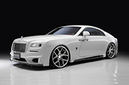 WALD gives the Rolls-Royce Wraith a Black Bision treatment