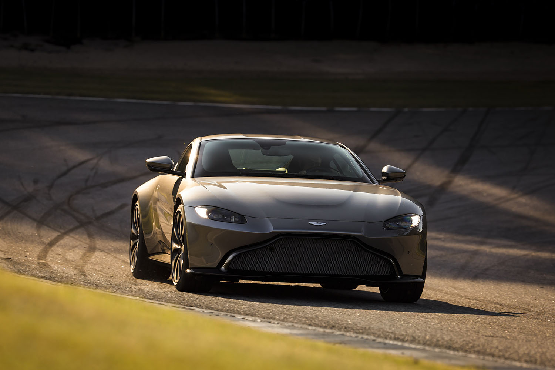 This Is The New Aston Martin Vantage