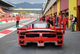 Ferrari Finali Mondiali 2017: 70 Shades Of Rosso