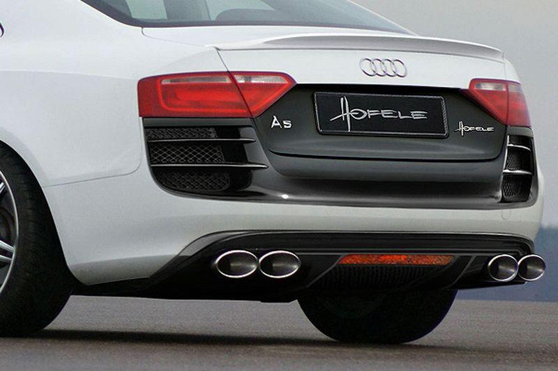 Hofele Design Toont R8 Kit Voor Audi A5