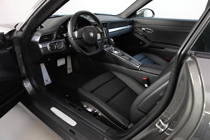 TechArt laat na TopCar eerste aanpassingen Porsche 991 Carrera zien
