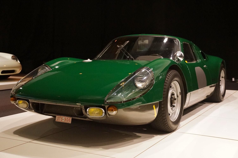 照片报告: 费迪南德·保时捷 – the heritage @ auto