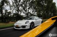 Spot van de dag: Porsche 991 GT3