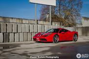 Beautiful photos of a Ferrari 458 Speciale