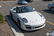 Topspot: Porsche 997 Speedster in the United States