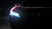 Acura NSX wordt onthuld tijdens NAIAS