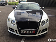 Is deze Mansory Continental GT het nieuwe speeltje van een voetballer?