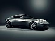 Aston Martin will build ten copies of the DB10