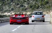 Ferrari F50 blijft indruk maken