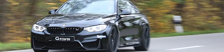 BMW M4 Coupé dankzij G-Power nog krachtiger