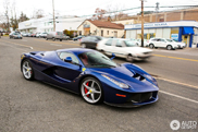 Next hypercar is spotted in Greenwich: the LaFerrari