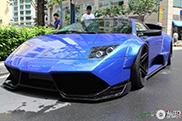 Om bang van te worden: Lamborghini Murciélago LP640 LB Performance