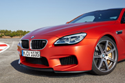 For the fanatics: the BMW M6 is facelifted