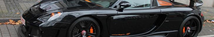 Porsche Gemballa Mirage GT is een dikke verschijning