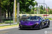 Chili is een prachtige McLaren P1 rijker