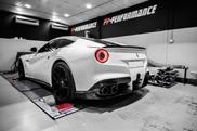 PP-Performance trains the Ferrari F12berlinetta