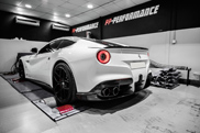 PP-Performance trains the Ferrari F12berlinetta