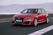 Audi RS3 Sportback is terug en gloeiend heet