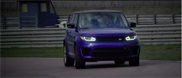 Movie: Range Rover Sport SVR is tested to the limit