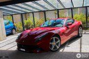 Spot van de dag: Ferrari F12berlnetta