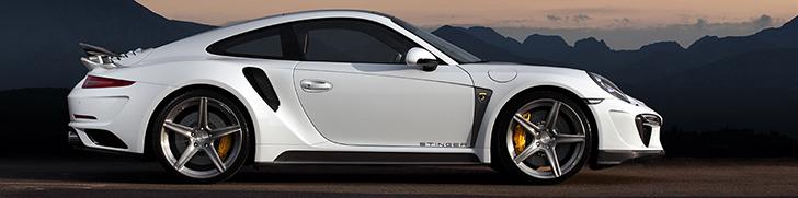 Topcar presenteert Stinger GTR