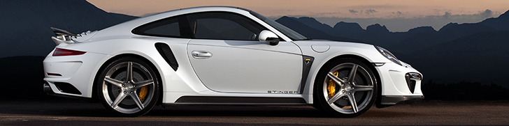 TopCar präsentiert den Stinger GTR