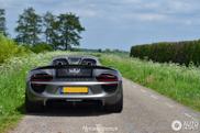 Wat zou Mansory kunnen verbeteren aan de Porsche 918 Spyder?