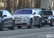 Rolls-Royce Wraith Series II on the streets