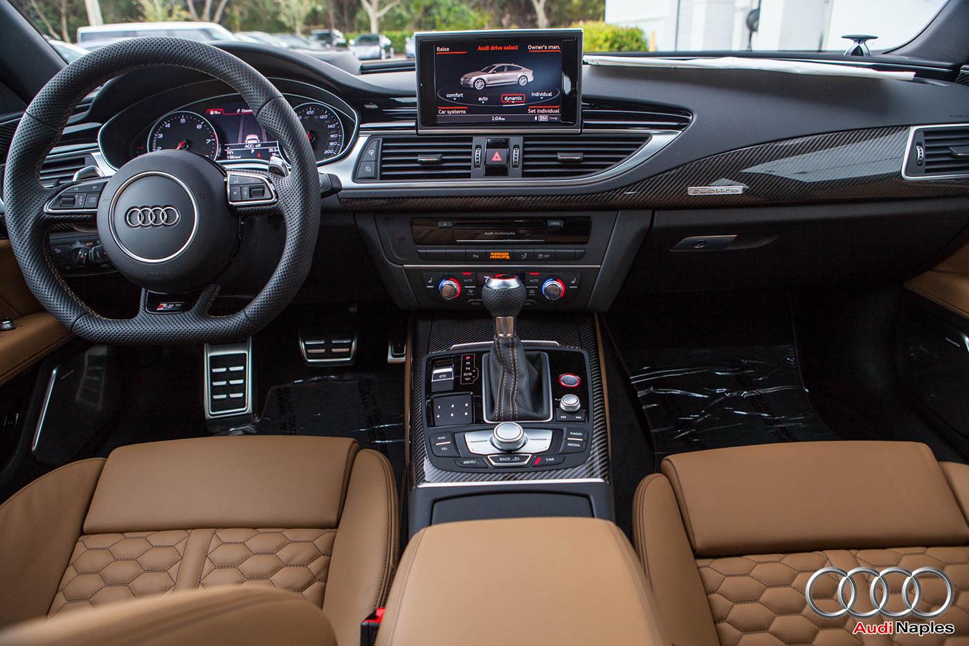 Audi Naples Delivers Stunning Rs7 Sportback