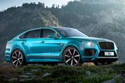 Bentley makes the Bentayga faster and more aerodynamic