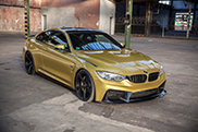 CFDynamics creates stunning BMW M4 Coupé with 3DDesign bodykit