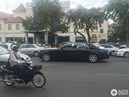 The first car are now spotted in Cambodia
